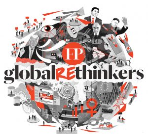 Foreign Policy: 2017 Global Thinkers