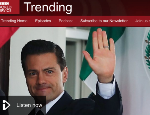 Radio: Samantha Bradshaw speaks to the BBC about Mexican Elections