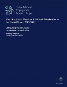 The IRA and Political Polarization in the United States