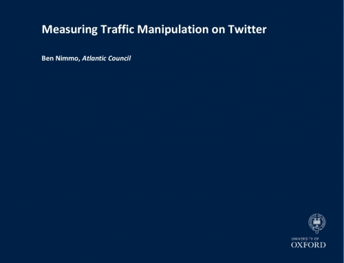 Measuring Traffic Manipulation on Twitter