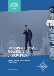 Government Responses to Malicious Use of Social Media