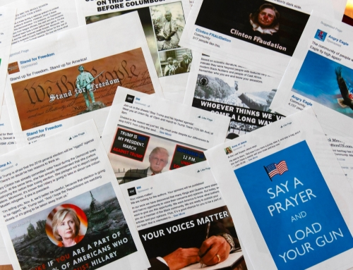New York Times Opinion: A Way to Detect the Next Russian Misinformation Campaign
