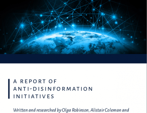 OxTEC: A report on anti-disinformation initiatives