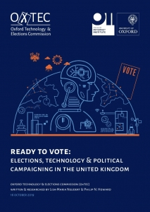 OxTEC: Elections, technology and political campaigning in the United Kingdom