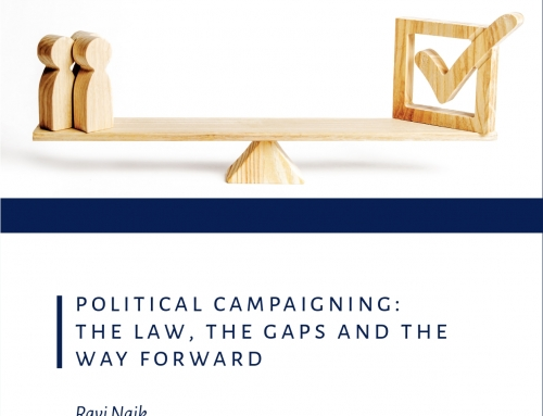 OxTEC: Political campaigning – the law, the gaps and the way forward