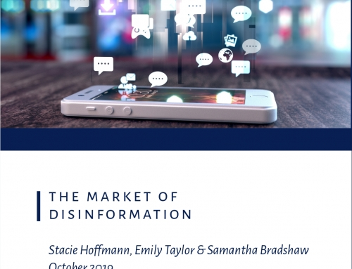 OxTEC: The market of disinformation