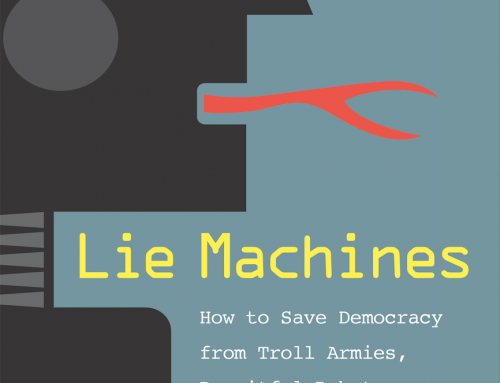 Book: Lie Machines by Philip N. Howard